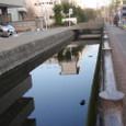 水辺の散策路・・文学の小道
