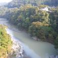 神代橋より