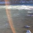 水面に差し込む光