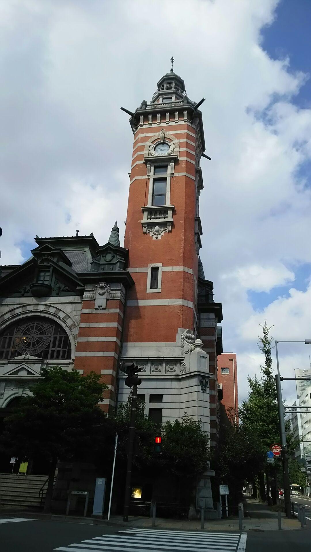 横浜の開港記念会館です
